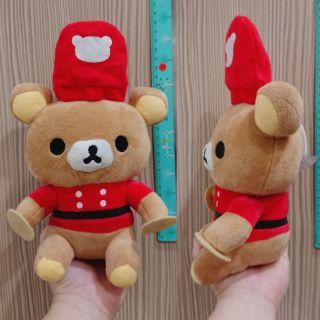 拉拉熊  san-x 娃娃 玩偶