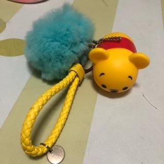 維尼吊飾 鑰匙圈