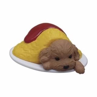 《小樂趣》單售 可愛動物餐廳 貴賓 紅貴賓 蛋包飯 動物餐廳 點心狗 狗 貴賓 扭蛋