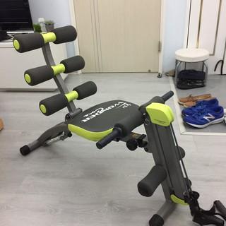 日本熱銷 Wonder Core 全能塑體健身機(7成新)原價2800