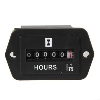 批發價機械計時器累時器 發電機工程車計時器累時器DC