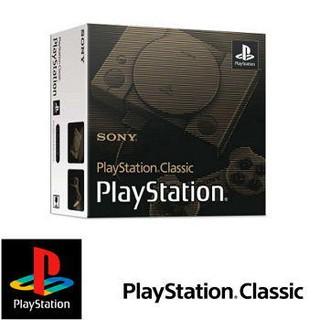 [龍龍3C] 索尼 Sony PlayStation Classic 迷你 遊戲主機