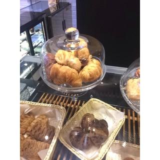 蛋糕架 蛋糕盤 蛋糕罩 點心架 烘培 托盤 玻璃 甜點架 婚禮佈置 高腳 玻璃罩 水果盤 鄉村 雜貨 透明 防塵 展示架