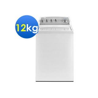 兜兜代購-Whirlpool 惠而浦 WTW4950XW 12kg 美式進口經典洗衣機系列