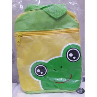 噓噓樂 青蛙 兒童後背包