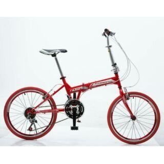 《ENPERUR》 EP2022-451大輪徑20吋21段變速折疊自行車