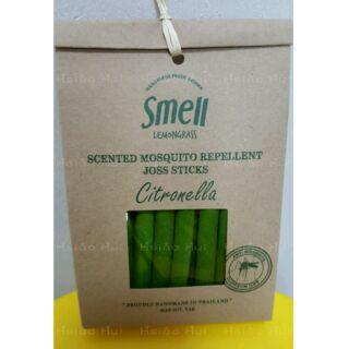 泰國代購-smell 天然檸檬草驅蟲蚊香