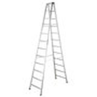 【星】3.5mm全焊式 焊接馬椅梯-12尺 鋁梯 焊接梯 全焊梯 A字梯 鋁合金 承重90公斤 台灣製