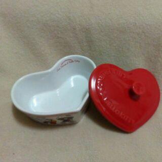 7-11 Hello Kitty 紅色 愛心 烤盤
