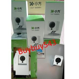 【現貨慶耶誕】代購 夜視 小方智能攝像機 小米 HTC 網路攝影機 行車紀錄器 智能手機 小蟻