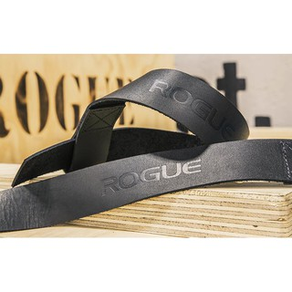 ROGUE LEATHER LIFTING STRAPS 皮革拉力帶