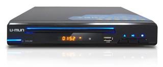 ***東洋數位家電***全新機非福利品 便宜好用不挑片 Dennys U-MUN USB DVD播放器~DVD-268