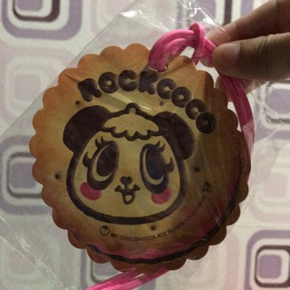全新 ROCKCOCO STAYREAL行李吊牌