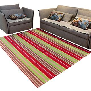 時尚家居全棉客廳大地毯臥室地毯 爬行墊茶幾地毯飄窗墊150*200