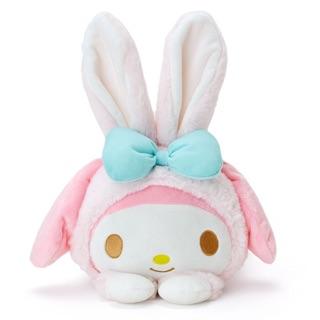 現貨 日本 新品 大耳狗 美樂蒂 Hello Kitty 復活節限定 兔子 可愛 娃娃 公仔 抱枕 玩偶 禮物 送禮