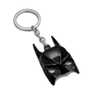 電影動漫周邊蝙蝠俠面具黑暗騎士面具模型掛件合金飾品新品熱賣