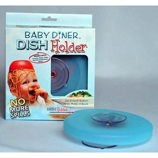 Lil Diner Baby diner Dish Holder 強力吸盤架幼兒用餐吸盤架