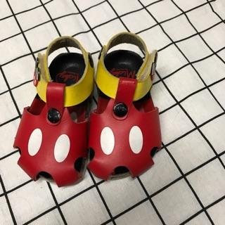 Disney米奇勃肯涼鞋包指涼鞋