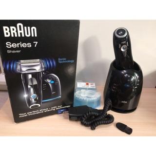 「降價」德國百靈BRAUN-7系列智能音波極淨電鬍刀760cc