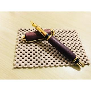 紫檀木鋼筆 %23鋼筆️ %23手工筆 %23手作筆 %23原木筆