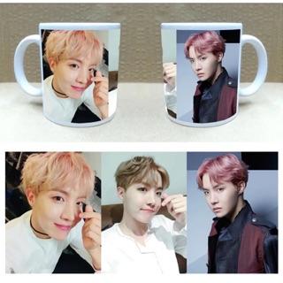BTS鄭號錫周邊馬克杯水杯款