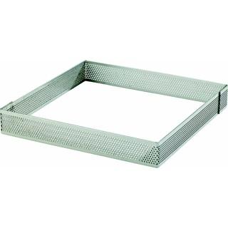 不銹鋼方形洞洞塔圈 7.5*2