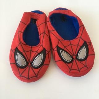 Spiderman 蜘蛛人室內拖鞋 18-19cm