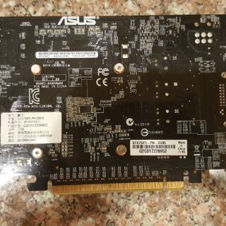 Asus gtx750ti ph 2gd5