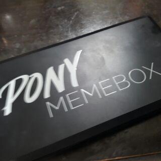 Pony memebox 8色眼影