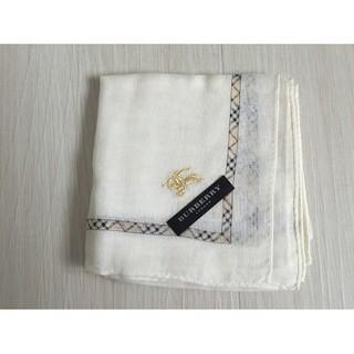 全新正品 Burberry London手帕/小方巾/領巾