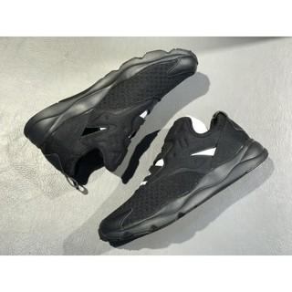 【shop】Reebok FURYLITE SLIP-ON EMB BD1724 全黑 無鞋帶 襪套 輕量 現貨 男鞋