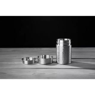 鹿港大觀園。錫茶罐,外出旅行茶罐,咖啡罐,方便攜帶。