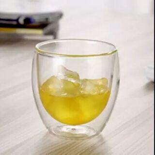 80ml雙層玻璃杯