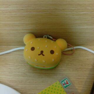 拉拉熊軟軟 吊飾