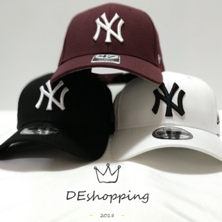 DEshopping NEW ERA CAP 9FORTY 47MVP 洋基帽紐約棒球孫芸