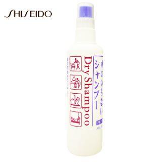 資生堂 秀髮乾洗劑 shiseido 乾洗髮
