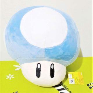 日本空運 馬力歐 蘑菇 香菇 超級瑪莉 24公分 景品 娃娃 玩偶