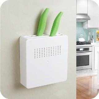 廚房用具壁立式隱藏刀架掛菜刀架子刀具收納架掛架