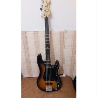 (二手貝斯)Squier Vintage Modified Precision Bass