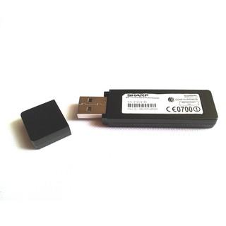 全新--SHARP夏普 USB無線網卡現貨【WN8522D 7-JU】