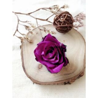 [慶記花坊]乾燥玫瑰花2朵 乾燥花 手工藝 花材