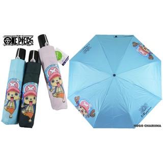 海賊王航海王人物系列喬巴ONEPIECE CHOPPER 內層銀膠自動開收傘摺疊傘晴雨傘自動傘抗U