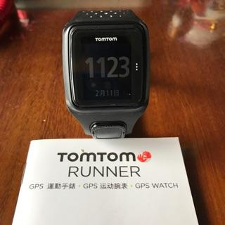 TOMTOM RUNNER GPS運動手錶