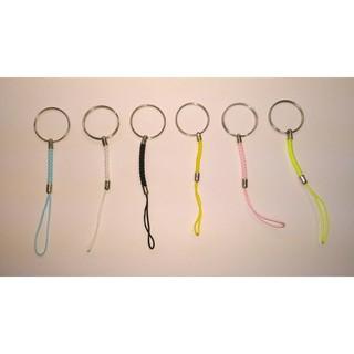 中國結 鑰匙圈 鎖匙圈 手機吊飾 鐵鐶 手腕繩 手繩 手腕帶 相機掛繩