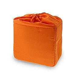 @3C 柑仔店@ JENOVA 吉尼佛 英連公司貨 38002-1 數位攝影包內袋 橘色 700D D5200 A57 A65 D3200 100D