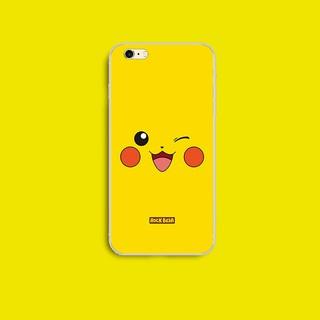 神奇寶貝皮卡丘蘋果iphone 三星 OPPO  SONY HTC 小米 華碩 LG 手機殼