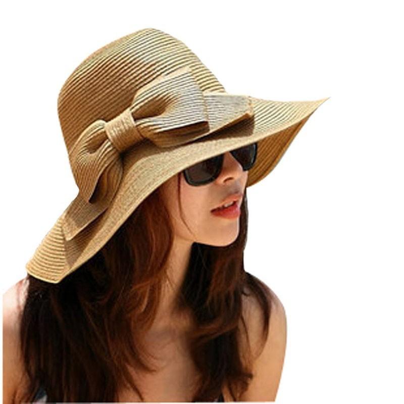 波希米亞 夏天寬大帽