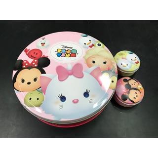 [tsum tsum]鐵盒/喜餅盒/圓形收納盒