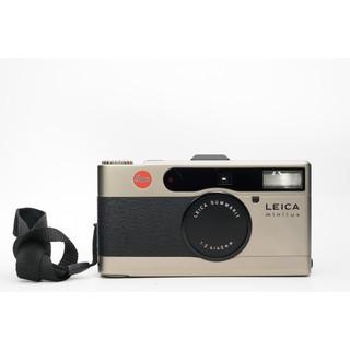 【廖琪琪の昭和相機舖】Leica Minilux