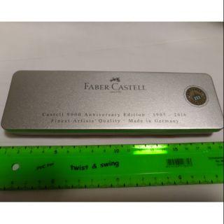 Faber-Castell輝柏 9000-素描鉛筆111年紀念版/ 13入